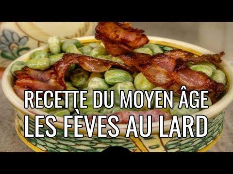 fèves-aux-lards-du-moyen-Âge---recettes-historiques-#1