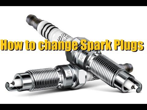 How to Change Spark Plugs (NGK Iridium) | AnthonyJ350