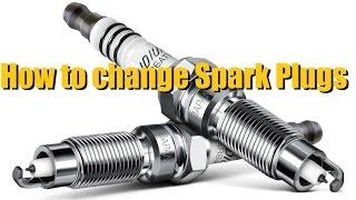 How to Change Spark Plugs (NGK Iridium)
