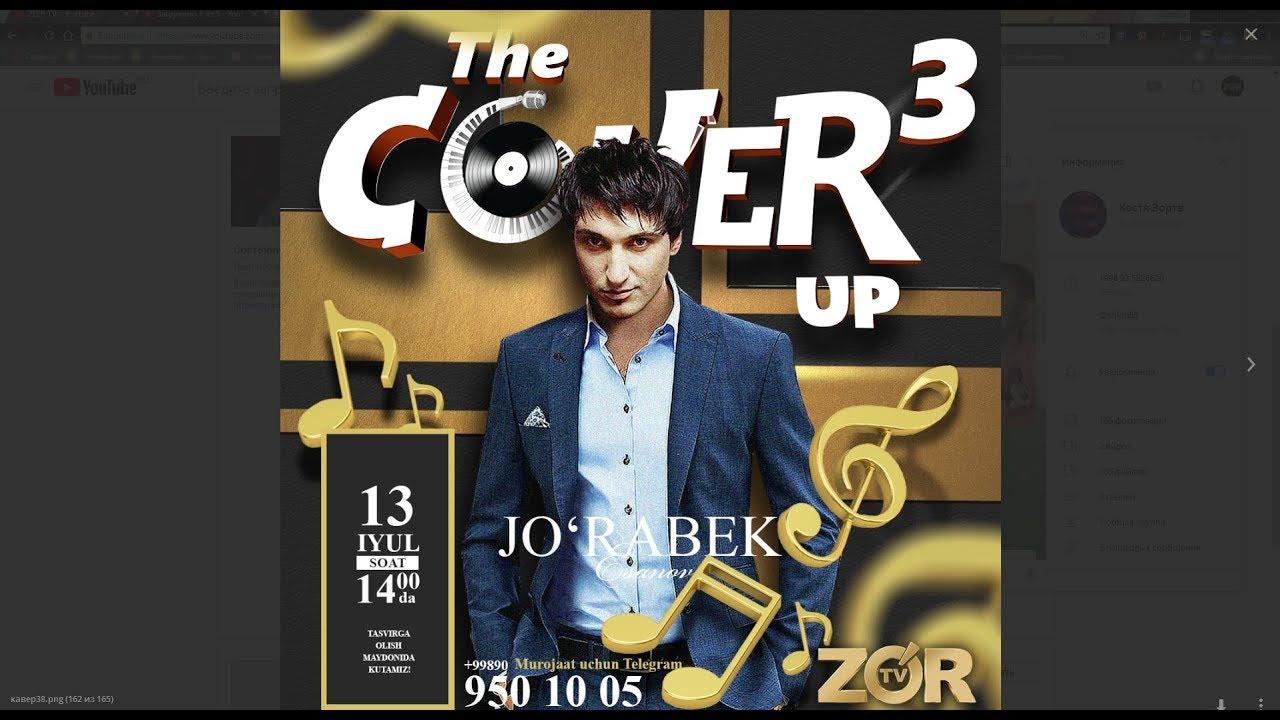 The Cover Up 3-mavsum Jo'rabek