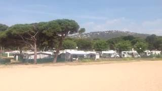 Panoramica Del Camping Vall d'Or , Platja d'Aro