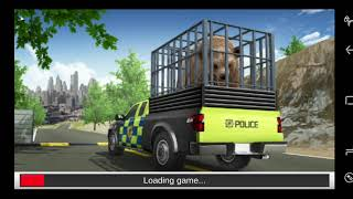 Animal Police Transport SIM - Android Gameplay HD