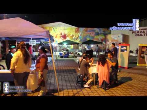 Estampas Salvadoreñas programa del 4 de abril 2015 Café San Cristobal en El Boquerón