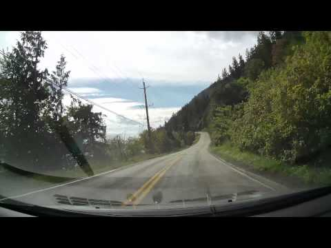 Ultralapse Kaslo to Nelson BC