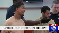 Justice for Junior: Bronx murder suspects in court