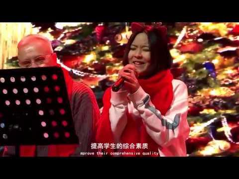 Chris Polanski - Zhengzhou No  9 High School International Education Center