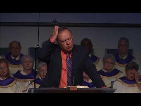 Sunday Morning Service - October 8th, 2017
