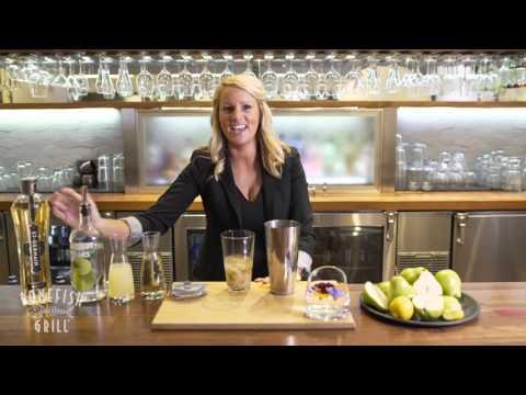 Recipe For Bonefish Grill's Fresh Pear Martini