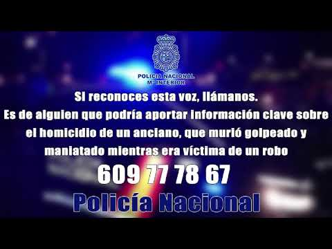 La Policía pide ayuda para identificar un audio relacionado con un homicidio cometido en Santander