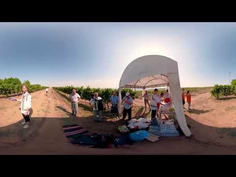 Purcari Wine Run Experience 360