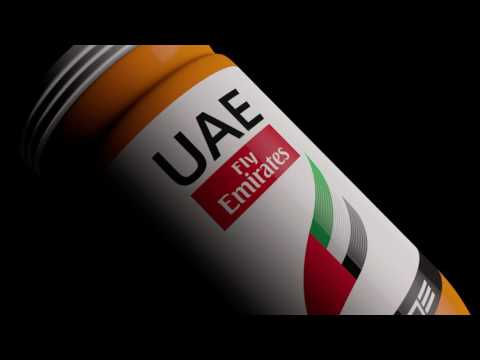 UAE FLY EMIRATES SPORT BOTTLE
