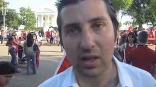 Turkey Gezi Park Solidarity Rally White House 6-8-2013