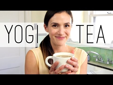 Adriene's Yogi Tea Recipe - How to Make Yogi Tea - Yoga With Adriene