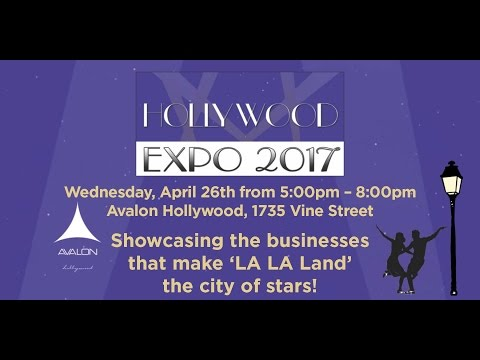 Hollywood Chamber Celebrates Hollywood Expo 2017