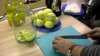 Рецепт приготовления ликера  лимончелло и лимонада в домашних условиях.