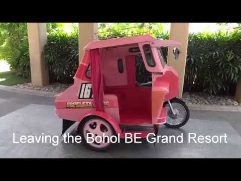 Tricycle Ride Panglao BE Grand to Island City Mall, Tagbilaran City Philippines  (VLOG #1)