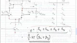 lecture 40 Differential pair frequency response, noise