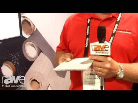 InfoComm 2016: Acoustical Solutions Intros PrivacyShield Ceiling Tile Barrier