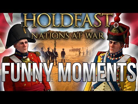 FRIENDING THE ENEMY - HOLDFAST FUNNY MOMENTS