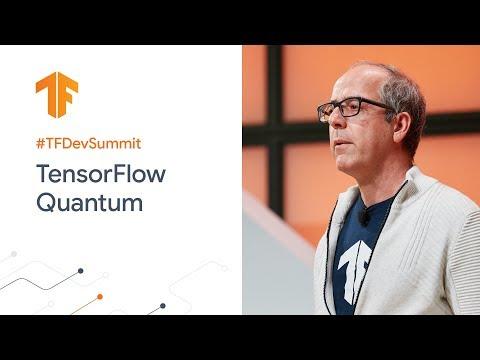 TensorFlow Quantum: A software platform for hybrid quantum-classical ML (TF Dev Summit '20)