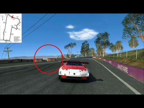 Real Racing 3: Track Guide-Bathurst Mount Panorama Nissan GTR