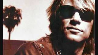 Bon Jovi - Runaway Instrumental (With lyrics in discription)