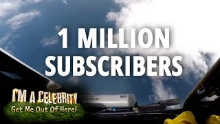 One Million Subscribers! | I'm A Celebrity... Get Me Out Of Here!