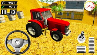 Tractor Driving Simulator - Animal Farming Simulator 3D - Android GamePlay