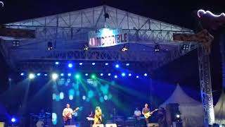 RAISA - YOU ! ( FIRST TIME ON STAGE LIVE CONCERT AT SEMARANG)