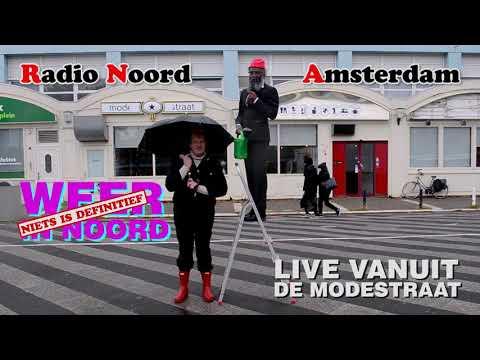 Weer in Noord | Radio Noord Amsterdam
