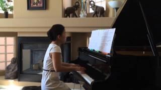 Em Oi Ha Noi Pho, Phu Quang, Piano cover