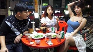 [5] 돌아온 비글자매 [셀리,셀링] 가로수길 데이트!! - KoonTV