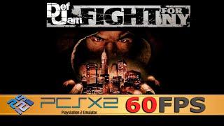 DEF JAM: FIGHT FOR NY (PCSX2) | EMULADOR DE PS2 | I7 4790K + GTX 1070