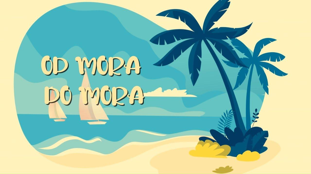 Daleka Obala - Od mora do mora (Official lyric video)