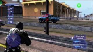 Crackdown - Gameplay 2