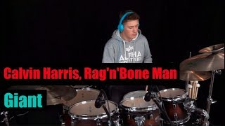 Baixar CALVIN HARRIS, RAG'N'BONE MAN - GIANT - DRUM COVER SERIES 2