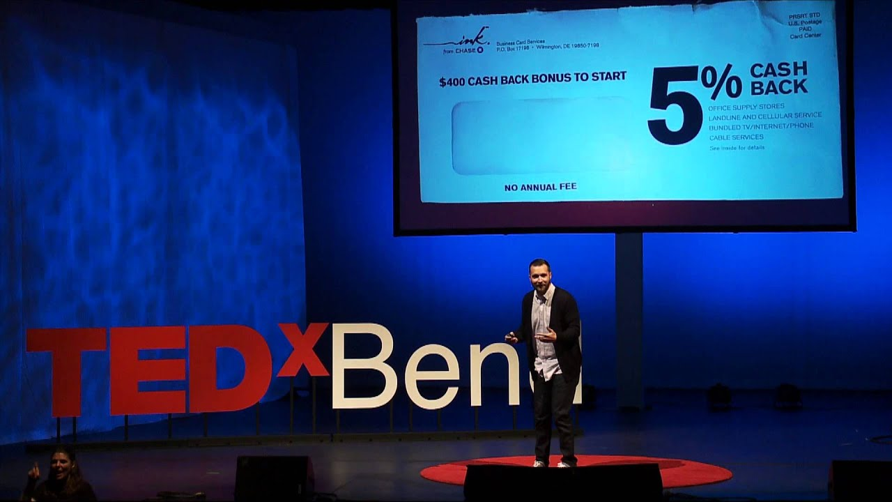How to Value People Over Profits | Dale Partridge | TEDxBend