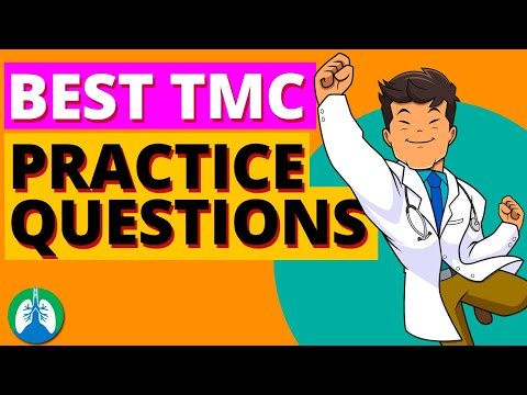 Best TMC Practice Questions Of 2018! 📝 | Respiratory Therapy Zone ✅