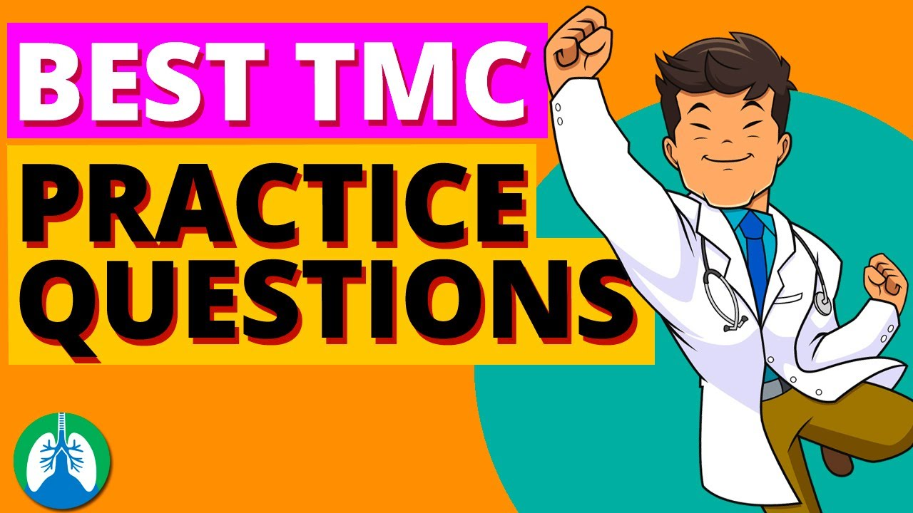 Best TMC Practice Questions of 2018! ???? | Respiratory Therapy Zone ✅