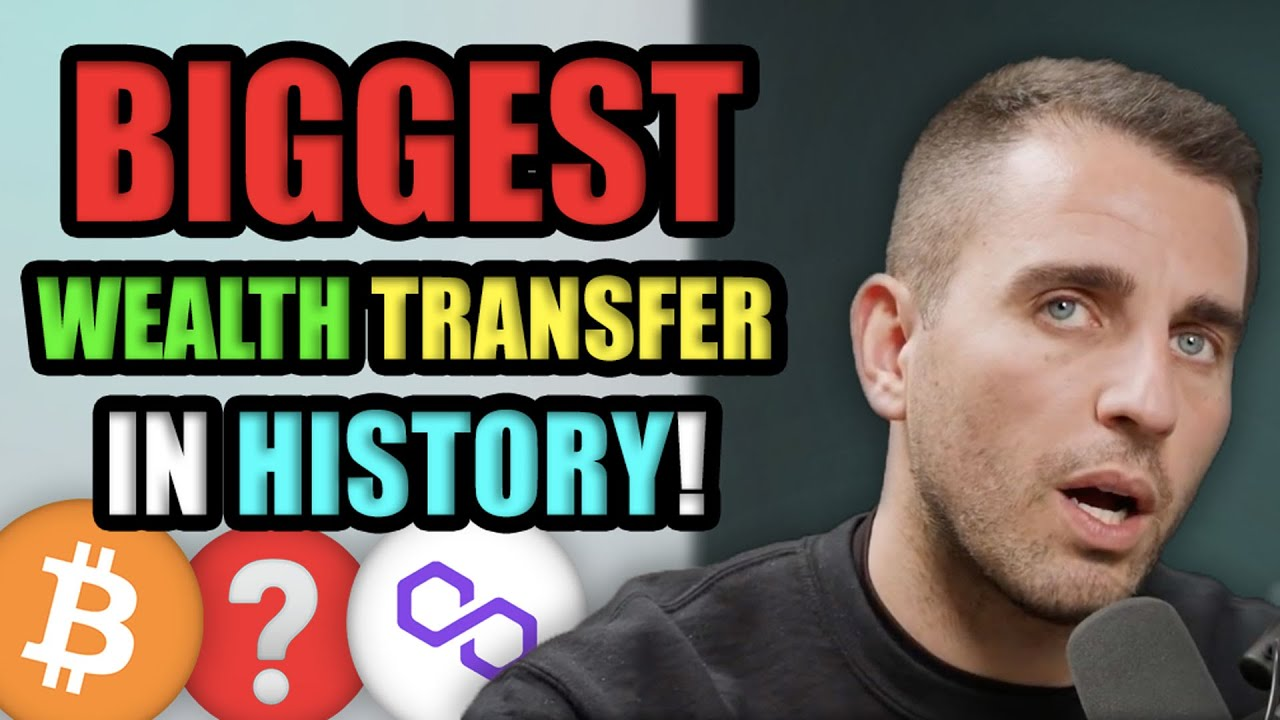Hurry!! Cryptocurrency in 2021 is THE GREATEST Wealth Transfer in History! | Bitcoin & Polygon News!