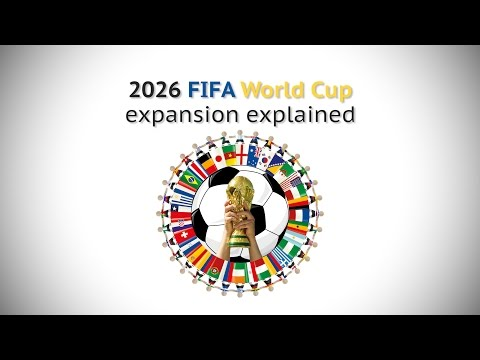 World Cup 2026: Fifa's 48-team expansion explained