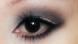 Праздничный макияж глаз за 5 минут / Festive eye makeup in 5 minutes