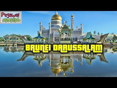 Fakta Menyenangkan Negara Brunei Darussalam #PJalanan