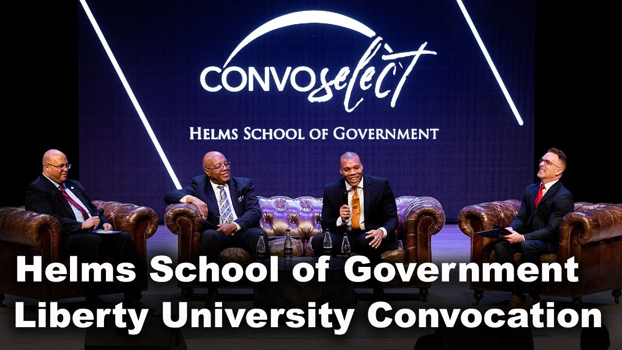 Helms School Of Government - Liberty University Convocation