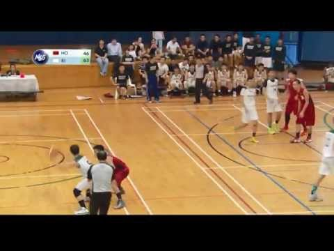 National Schools Games 2015: A Division Basketball Boys Finals Highlights