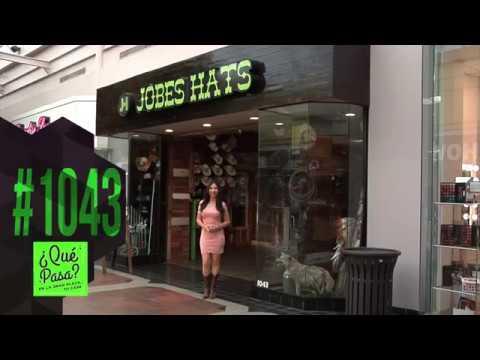 ¿Que Pasa en La Gran Plaza? Jobe's Hats #1043
