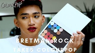 Bretman Rock Takes Over ColourPop