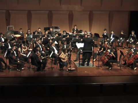 Liu Xing -  Zhongruan Concerto: 'Reminiscences Of Yunnan' - Clara Tan Su-Min & Volker Hartung +