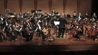 Liu Xing -  Zhongruan Concerto: