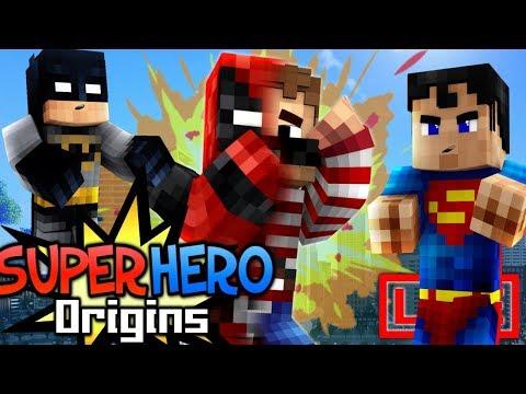 Minecraft Super Hero Origins LIVE #7.5 (Modded Minecraft Roleplay)